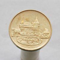 Словакия жетон на посещения Замка в г.Бойнице