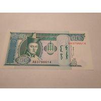 10 тугриков без года Монголии UNC АВ 37998614