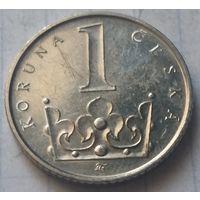 Чехия 1 крона, 2006      ( 3-8-2 )