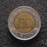 Венгрия, 100 форинтов 1997