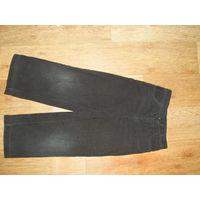 Штруксовые брюки на мальчика,р.134