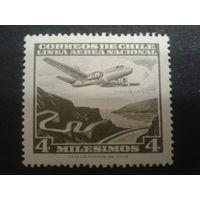 Чили 1960 самолет