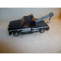 Модель авто GMC WRECKER.1957. Mattel. Matchbox. масштаб 1:59-60.