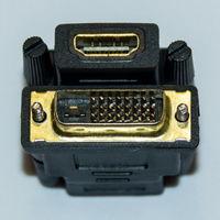981-983 Переходник DVI (m) - HDMI (f)