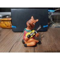 Сувенир Лошадка с гитарой, бу, в хорошем состоянии, без сколов и трещин