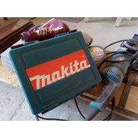 Оригинальный пластиковый кейс Makita. Размеры, см: 10 х 27 х 32.