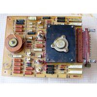 Плата АЭ333/5АЭ.577.094 (высокостабилизированный регулятор напряжения 28 В)