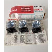 PHILIPS  PFC4  Лампы для фотовспышки. Made in GT.Britain