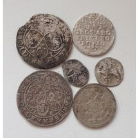 Монеты ВКЛ  + суперлот 15 коп. 1908. Старт 1 копейка.