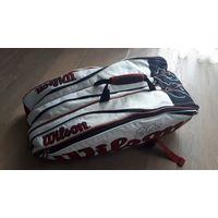Теннисная сумка-рюкзак Wilson Federer DNA 12 Pack