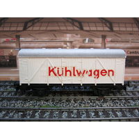 Грузовой вагон Kleinbahn (10). Масштаб HO-1:87.