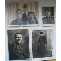 Фото военные 1945-50г.