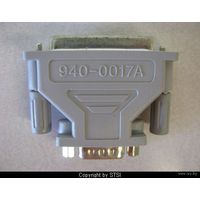 Адаптер APC 9-Pin Male to 25-Pin Female Serial Adapter 940-0017A