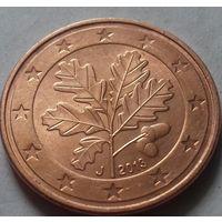 5 евроцентов, Германия 2013 J, AU