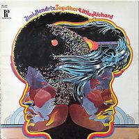Jimi Hendrix / Little Richard, Together, LP 1973