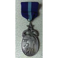 Масонская медаль медицинская