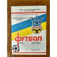 Динамо (Киев)-Пари Сен-Жермен (Франция)-1994