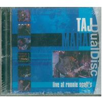 Hybrid DualDisc Taj Mahal - Live At Ronnie Scott's (2004)