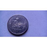 США 25 центов 2003г ALABAMA (D)  распродажа