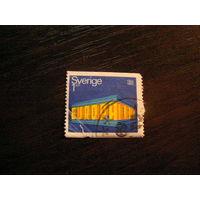 Швеция, 1969 год. EUROPA-CEPT