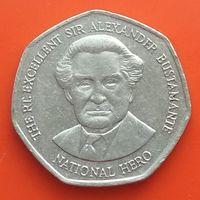 1 доллар 2005 ЯМАЙКА