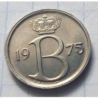 Бельгия 25 сантимов, 1975      BELGIE           ( 6-9-4 )
