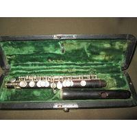 Флейта-пиккало Курт Джейкоб Маркнойкирхен(Kurt Jacob Markneukirchen)Германия кон.19 века