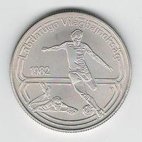 Венгрия 100 форинтов 1982 года. Футбол. Состояние UNC!