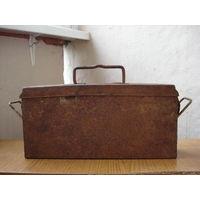 Ящик для лент к пулеметам MG. Германия, Третий рейх, 1941 год.