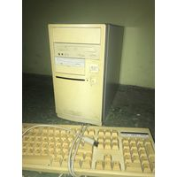 Ретро системник 1997 года Intel Pentium MX / S3 Trio64
