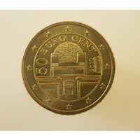 50 евроцентов 2010 Австрия