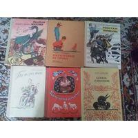 Детские книги,  5 книг изд. Детская Литература