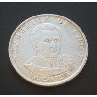 Чили 1 эскудо. 1971г.
