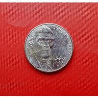 44-09 США, 5 центов 2008 г. (D)
