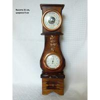 Барометр, термометр. Франция 70-ые гг