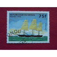 Бенин 1996г. Флот.