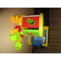 Детская игрушка ''Сортер Барабан''