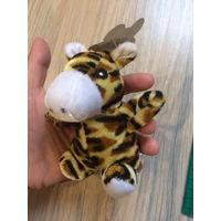 Мягкая игрушка новая с биркой Гепард