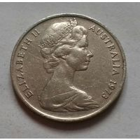 10 центов, Австралия 1973 г.