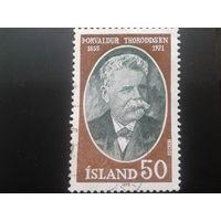 Исландия 1978 персона