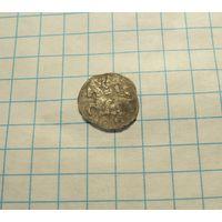 Денарий Александра Ягеллончика 1492-1506