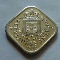 5 центов, Нидерландские Антильские острова, (Антиллы) 1982 г.