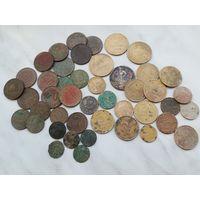 Монеты ссср (45 шт)