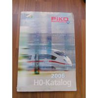 Каталог PIKO 2006г.