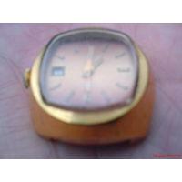Часы Заря позолоченные AU10
