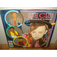 CULTURE CLUB - Colour By Numbers 83 Virgin England Mint Sealed