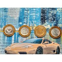 Сувенирные монеты. Отличный подарок!!!