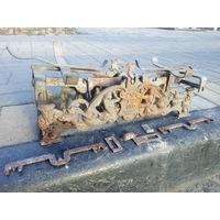 Старинные весы системы Беранже, ПАТЕНТ-1910 год  чугун+сталь