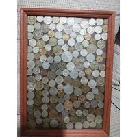 Панно из Монет СССР