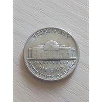 США 5 центов 1982г./Р/